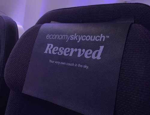 Air New Zealand Skycouch: How Much Is It and Is It Worth It?