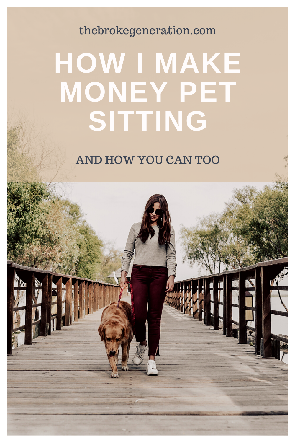 How I Make Money Pet Sitting and how you can too
