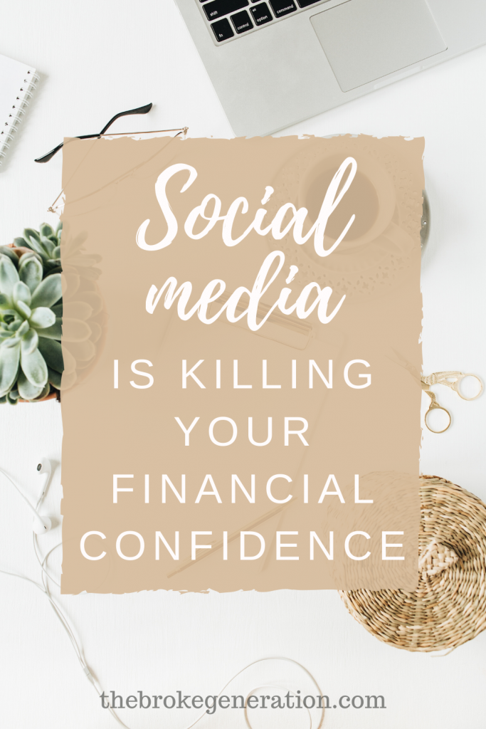 Social media is killing your financial confidence