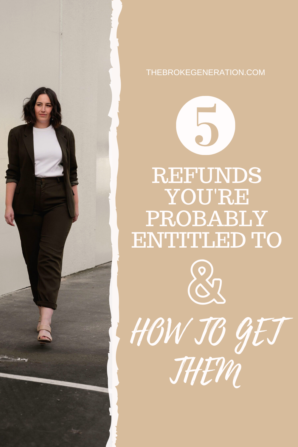 5 Refunds You're Probably Entitled to Right Now and How To Get Them