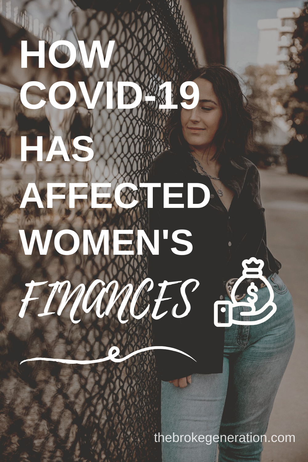 How COVID-19 has affected women's finances