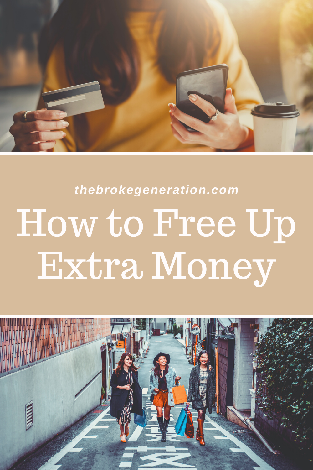 How to Free Up Extra Money