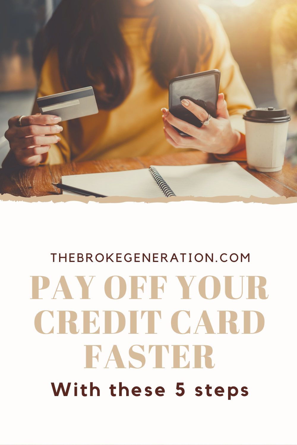 Pay Off Your Credit Card Faster