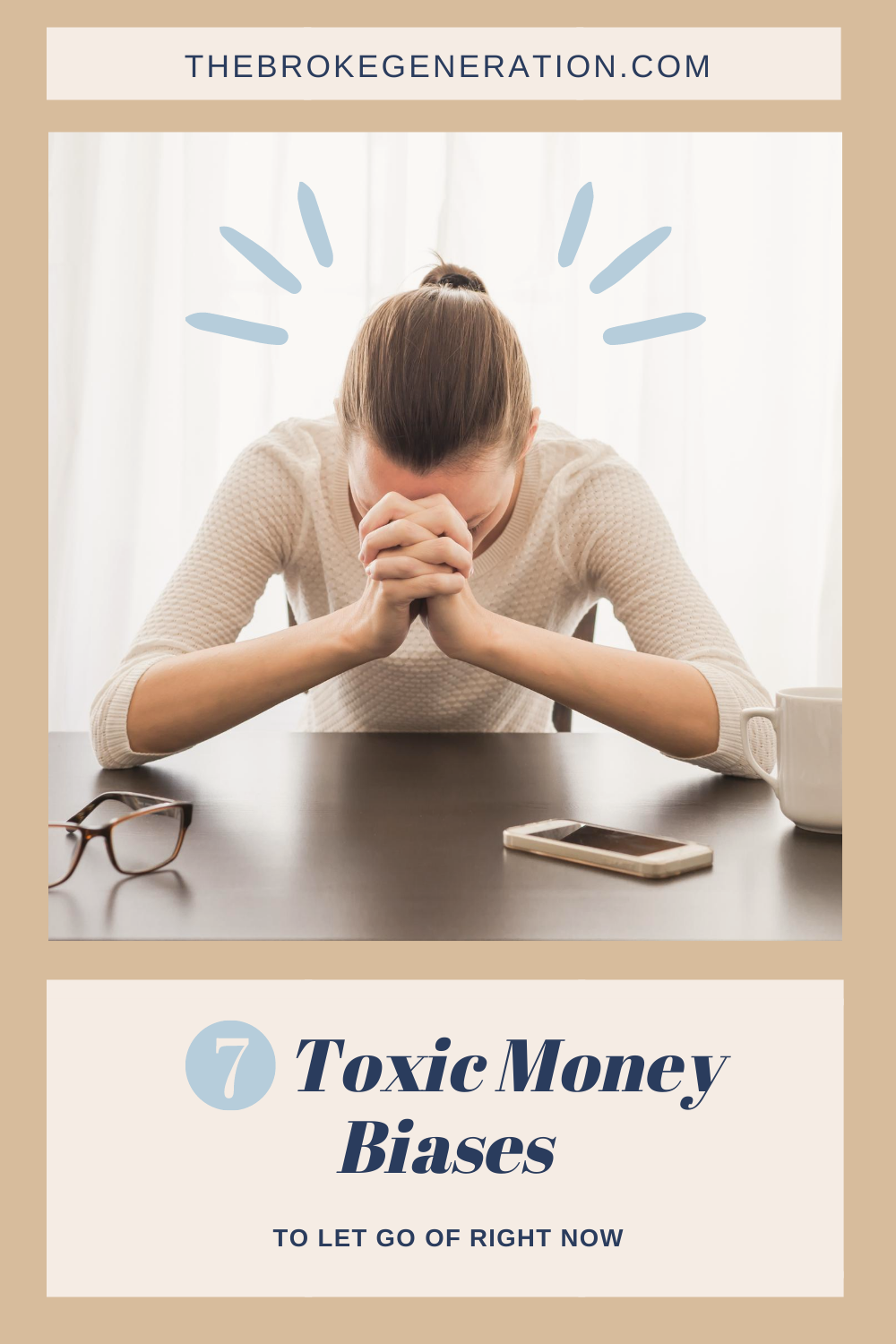 7 Toxic Money Biases to Let Go of Right Now