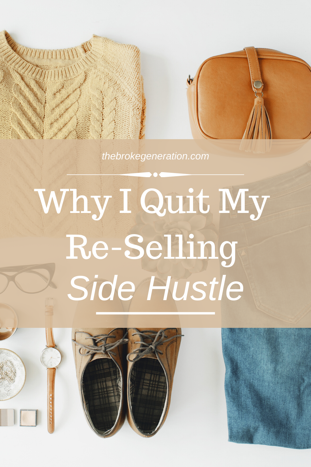 Why I Quit My Re-Selling Side Hustle