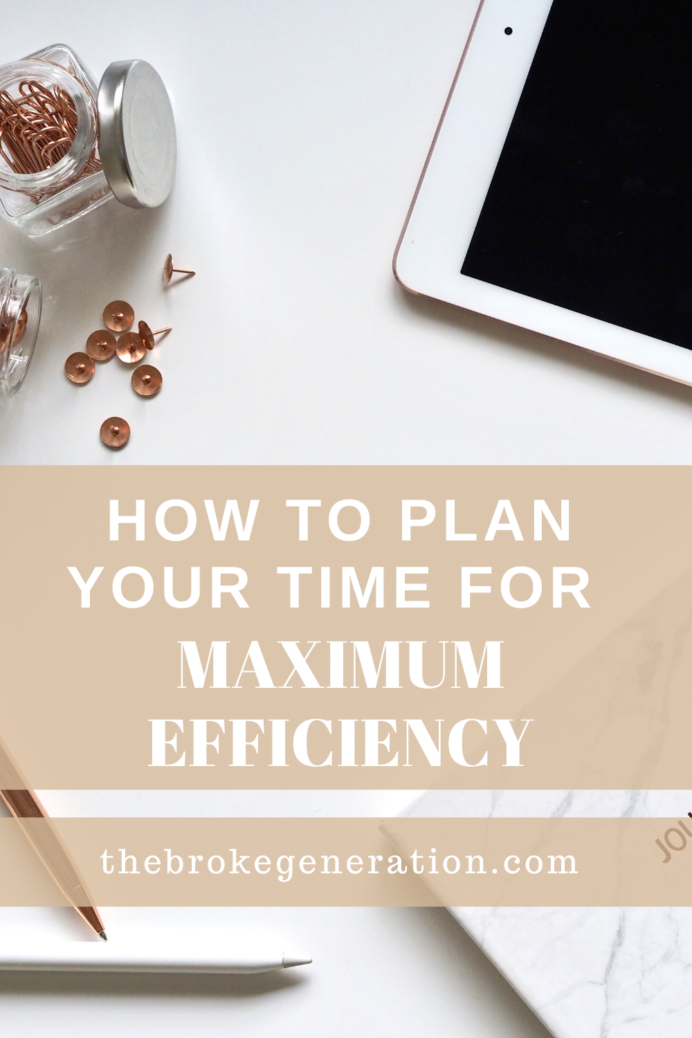 How to Plan Your Time for Maximum Efficiency
